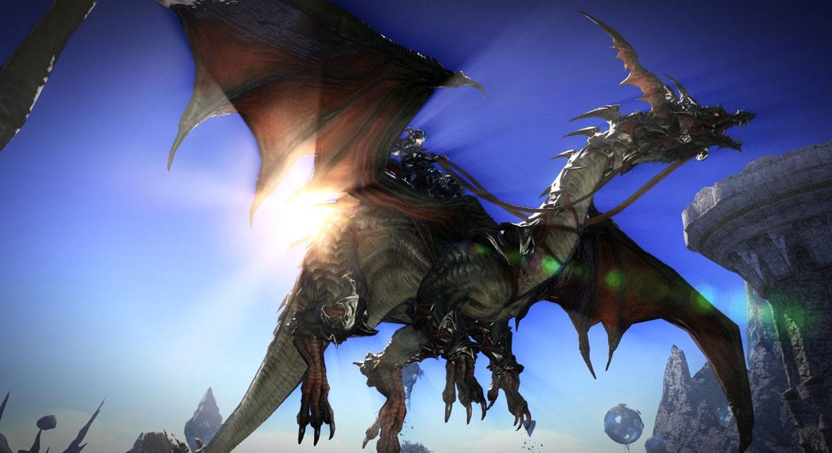 Final Fantasy XIV.Полное издание (A Realm Reborn + Heavensward) (PS4)