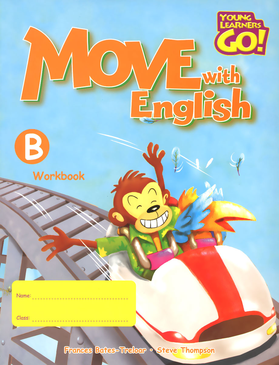 Move with English: Workbook B driscoll l cambridge english skills real reading 3 with answers