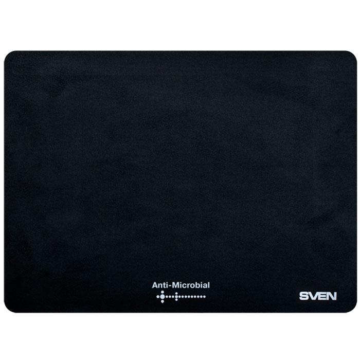 Sven CK, Black коврик для мыши коврик для мыши sven hc 01 01 темно синий 300х225х1 5мм