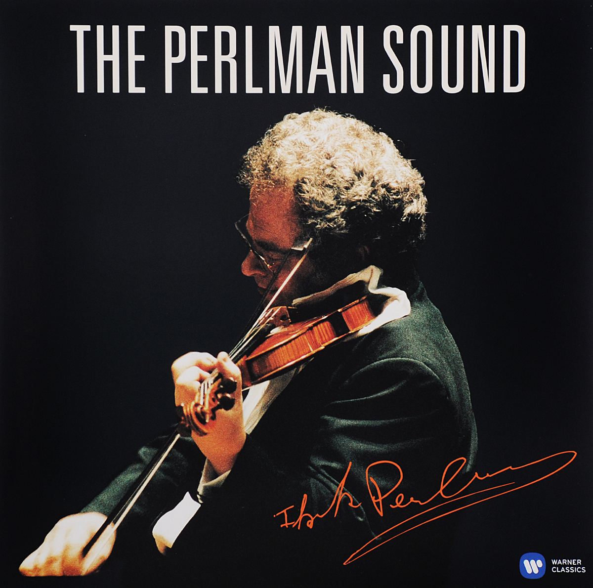 Itzhak Perlman. The Perlman Sound (LP)