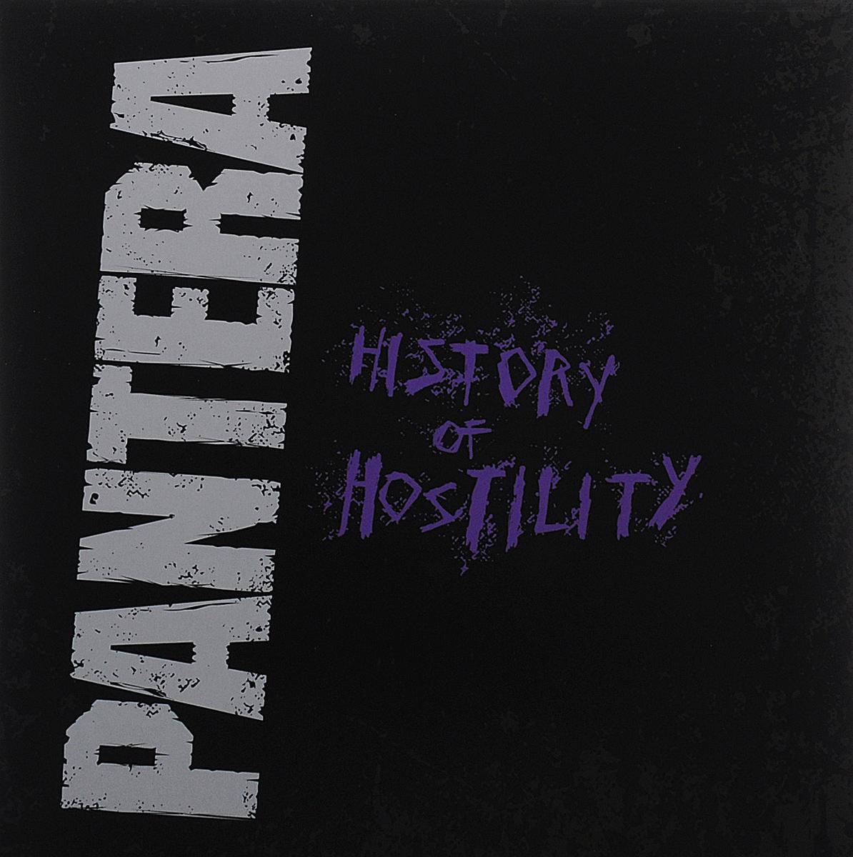 Pantera Pantera. History Of Hostility (LP) concise history of western music 2e im