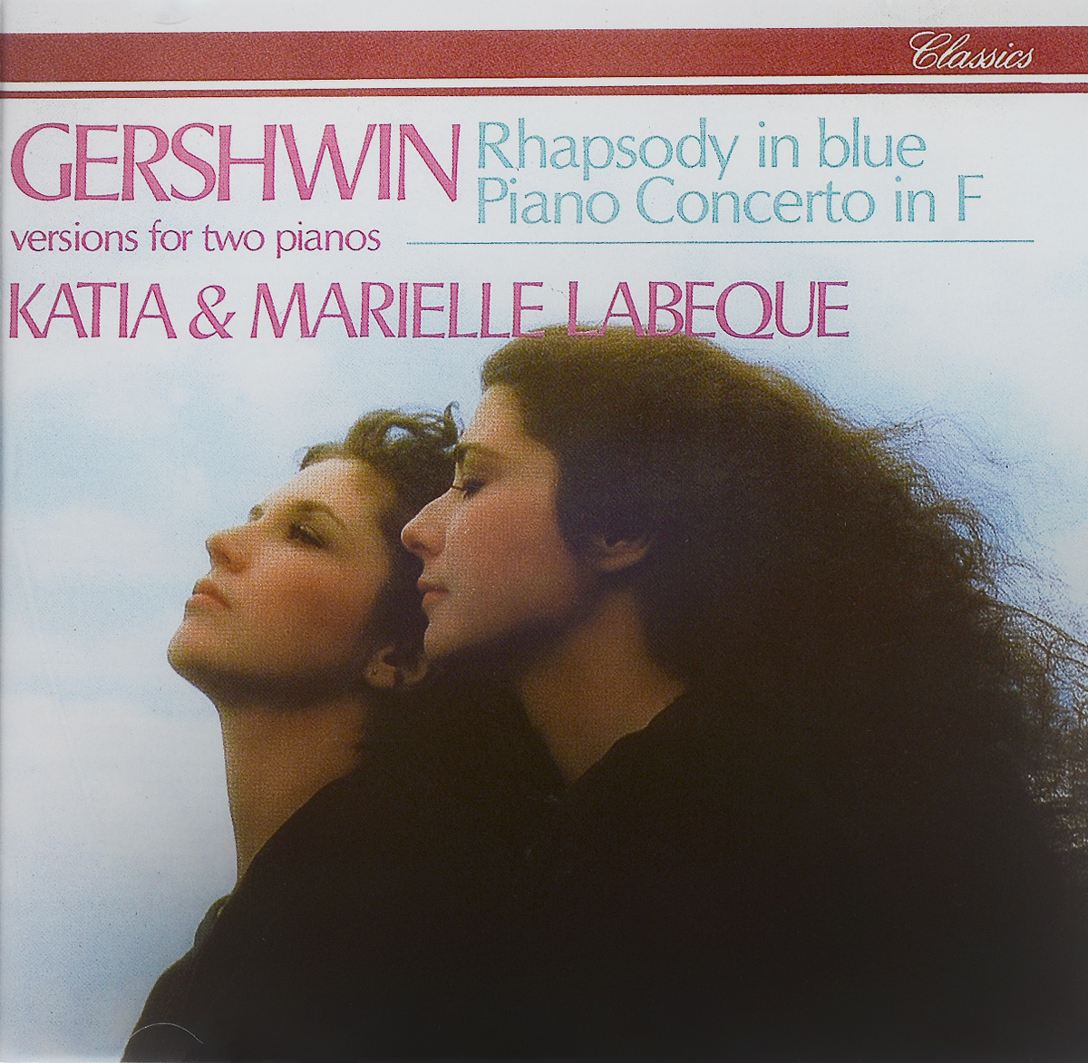 Katia & Marielle Labeque. Gershwin. Rhapsody In Blue / Piano Concerto In F