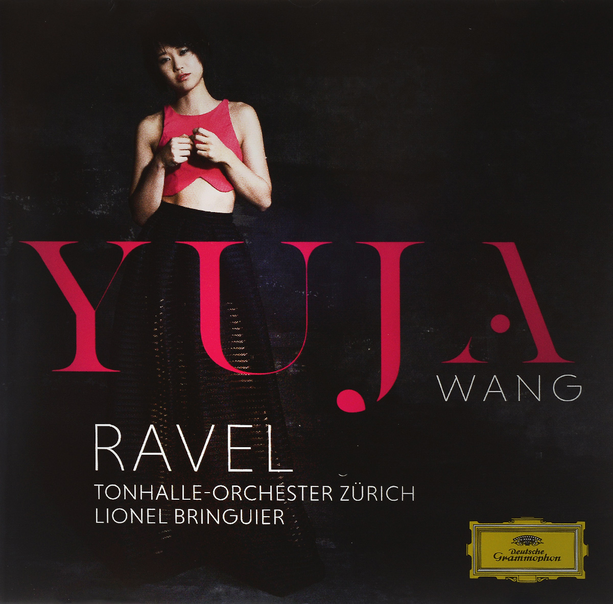Ван Юйцзя,Tonhalle-Orchester Zurich,Лионель Бренгье Yuja Wang. Ravel yuja wang fantasia