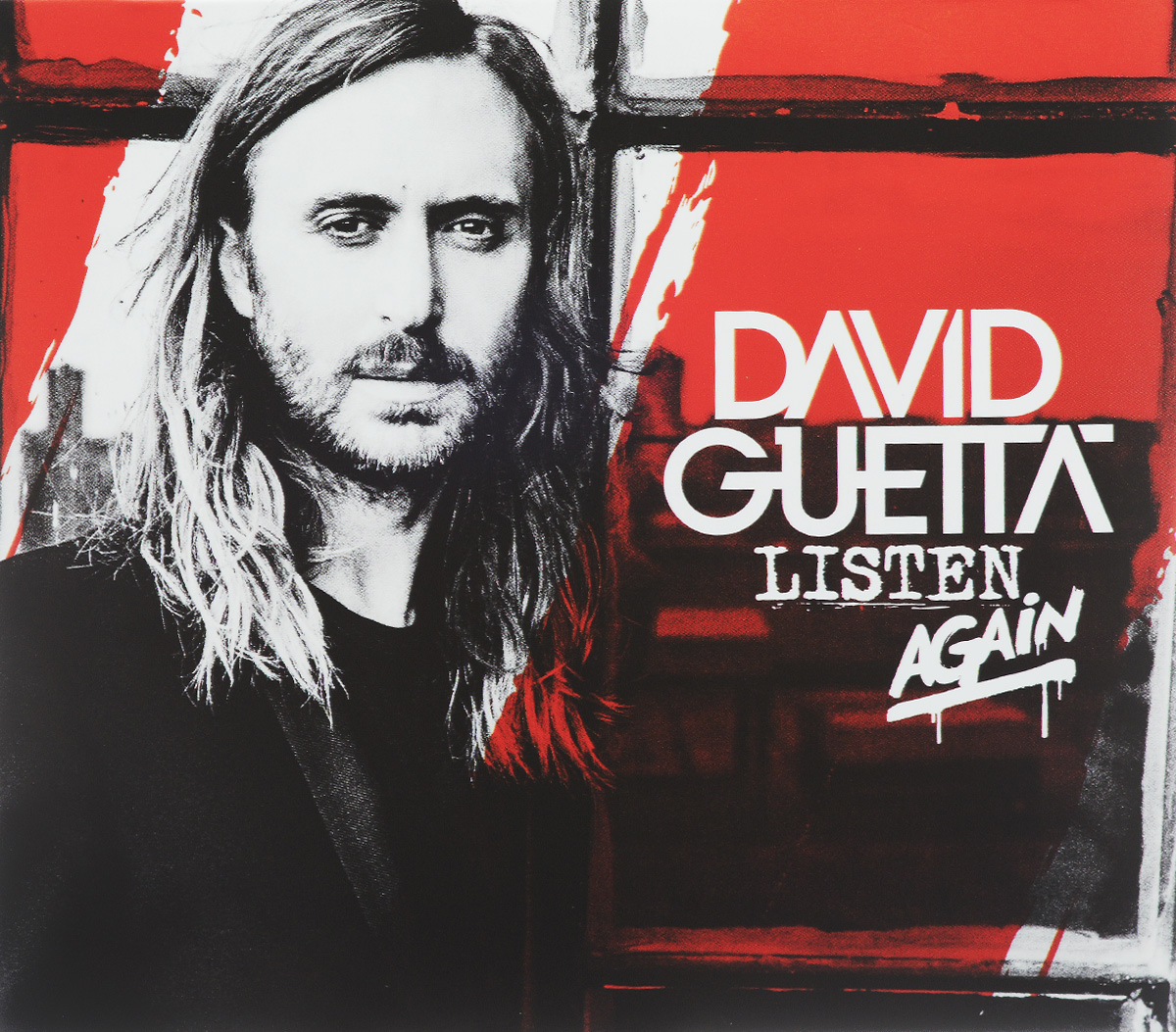Дэвид Гетта David Guetta. Listen Again. Limited Deluxe Edition (2 CD) дэвид гетта david guetta original album series 5 cd