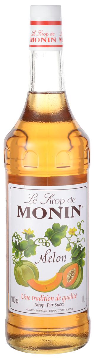 Monin Дыня сироп, 1 лSMONN0-000072Сироп Monin Дыня предлагает истинный, сочный экстракт дыни Cavaillon со зрелым сладким фруктовым ароматом. Эта особая дыня происходит из Франции, из известной области, называемой Прованс. Выращенный на солнечных склонах знаменитого юга Франции, нежный и сочный вкус дыни Cavaillon идеален для охлажденных напитков или коктейлей. Добавьте черту сиропа Monin Дыня в ваши напитки и получите освежающее подлинное ощущение дыни. ВКУСЗапах дыни Cavaillon, сладкий и сочный зрелый вкус дыни. ПРИМЕНЕНИЕ Коктейли, газированные напитки, лимонады, фруктовые пунши, чай.Сиропы Monin выпускает одноименная французская марка, которая известна как лидирующий производитель алкогольных и безалкогольных сиропов в мире. В 1912 году во французском городке Бурже девятнадцатилетний предприниматель Джордж Монин основал собственную компанию, которая специализировалась на производстве вин, ликеров и сиропов. Место для завода было выбрано не случайно: город Бурже находился в непосредственной близости от крупных сельскохозяйственных районов - главных поставщиков свежих ягод и фруктов. Производство сиропов стало ключевым направлением деятельности компании Monin только в 1945 году, когда пост главы предприятия занял потомок основателя - Пол Монин. Именно под его руководством ассортимент марки пополнился разнообразными сиропами из натуральных ингредиентов, которые молниеносно заслужили блестящую репутацию в кругу поклонников кофейных напитков и коктейлей. По сей день высокое качество остается базовым принципом деятельности французской марки. Сиропы Монин создаются исключительно из натуральных ингредиентов по уникальным технологиям, позволяющим сохранять в готовом продукте все полезные свойства природного сырья.Эксперты всего мира сходятся во мнении, что сиропы Monin - это законодатели мод в миксологии. Ассортимент французской марки на сегодняшний день является самым широким и насчитывает полторы сотни уникальных вкусовых решений. В каталоге компании можно найти как кла