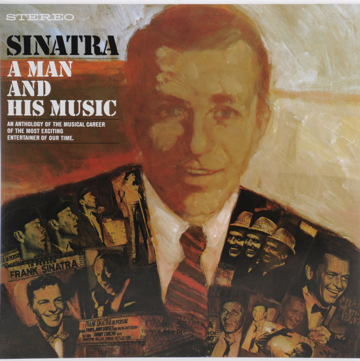 Frank Sinatra. A Man And His Music (2 LP)