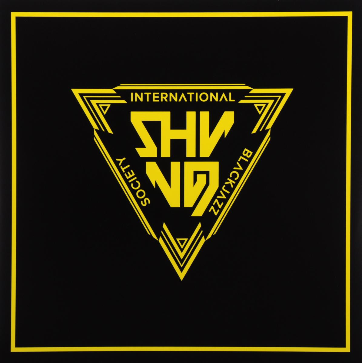 Shining Shining. International Blackjazz Society (LP)