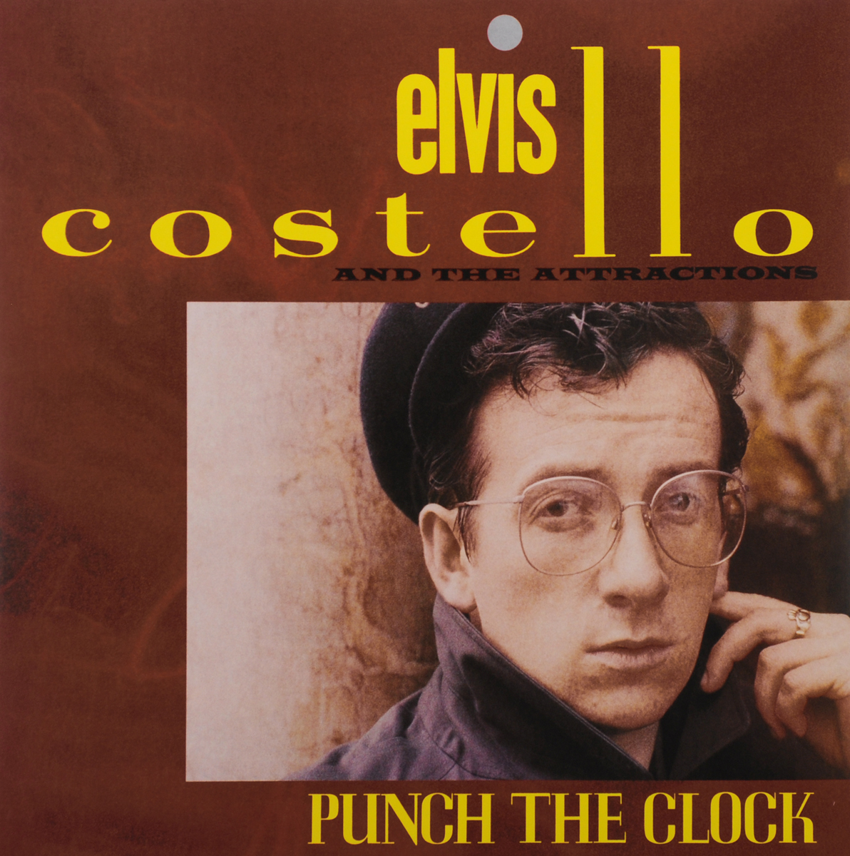 Элвис Костелло,The Attractions Elvis Costello And The Attractions. Punch The Clock (LP) элвис костелло the attractions elvis costello and the attractions ibmepderoloaml lp