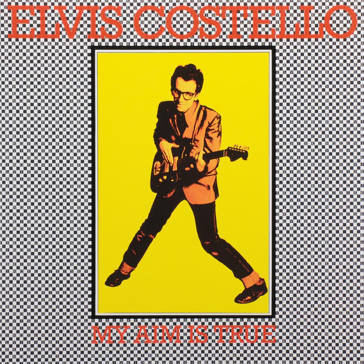 Элвис Костелло Elvis Costello. My Aim Is True (LP) элвис костелло the attractions elvis costello and the attractions ibmepderoloaml lp