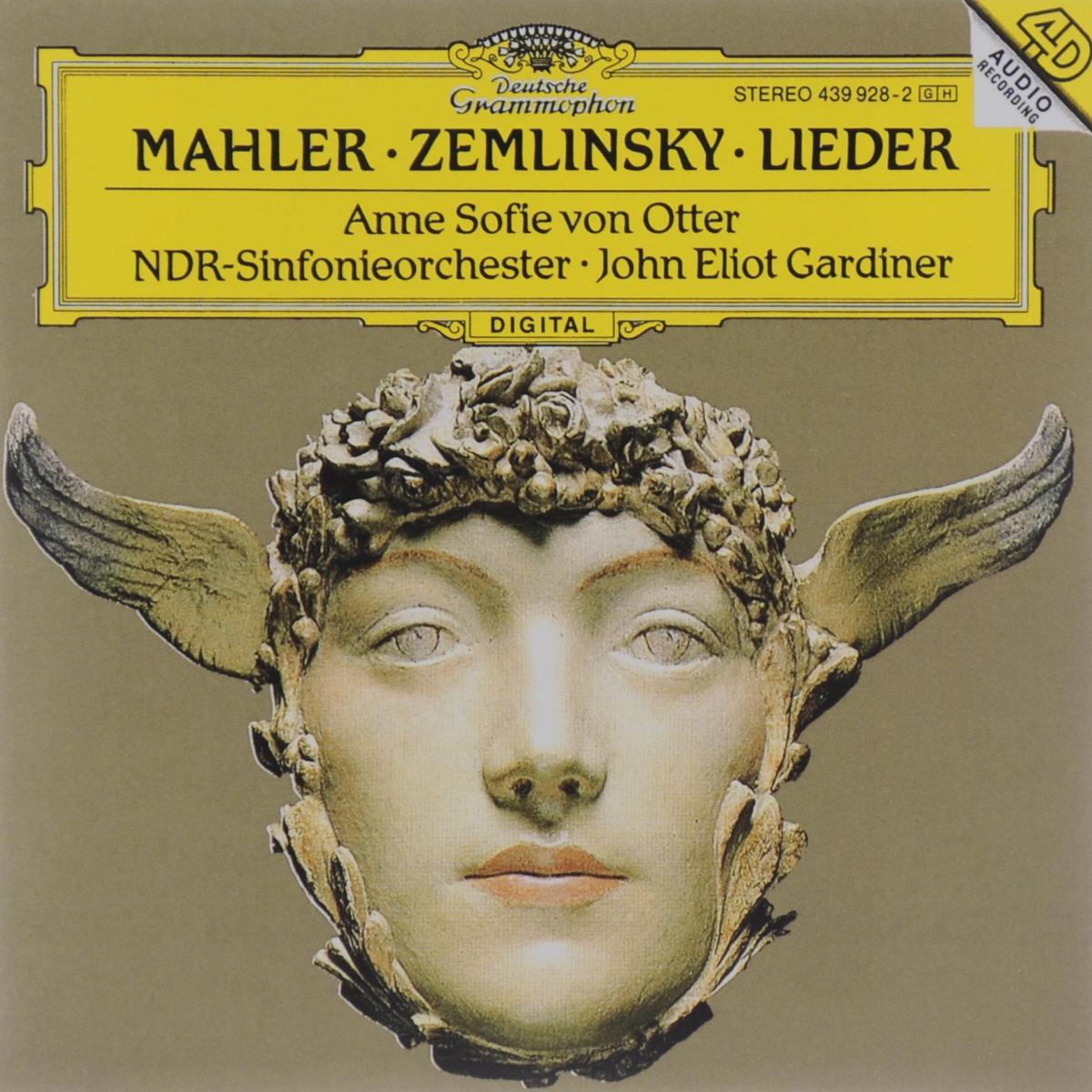 Анн Софи фон Оттер,NDR-Sinfonieorchester Hamburg,Джон Элиот Гардинер Anne Sofie Von Otter. Mahler / Zemlinsky. Lieder münchner philharmoniker elbphilharmonie hamburg