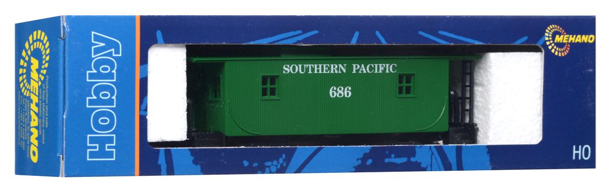 Mehano Вагон-камбуз Southern Pacific вагон с бревнами