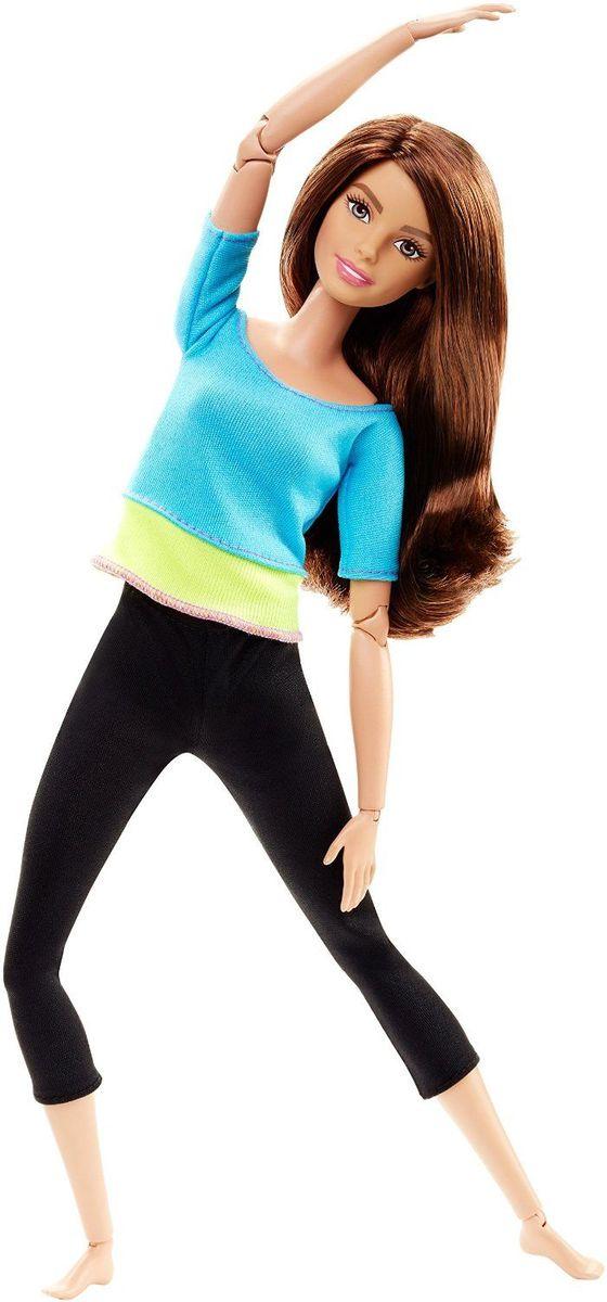 Barbie Кукла Безграничные движения цвет одежды голубой желтый barbie кукла безграничные движения цвет одежды розовый