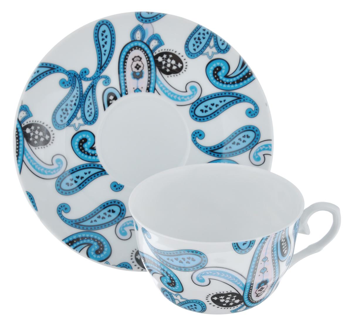 Набор чайный LarangE Пейсли, 2 предмета стоимость