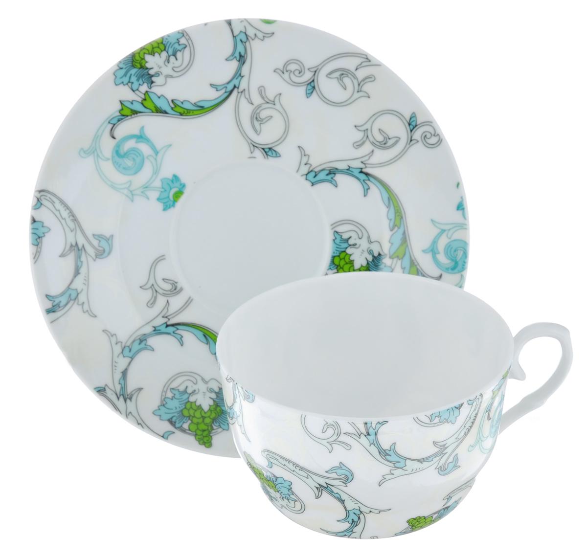 Набор чайный LarangE Рококо, 2 предмета стоимость