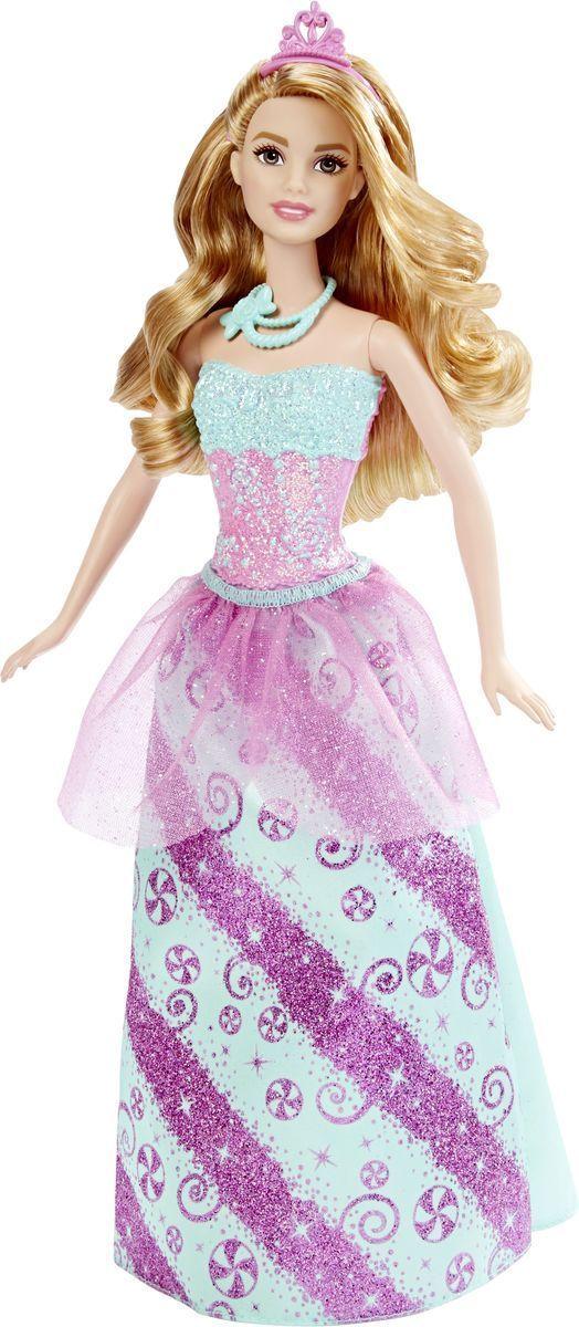 Barbie Кукла Конфетная Принцесса куклы barbie куклы принцессы с длинными волосами
