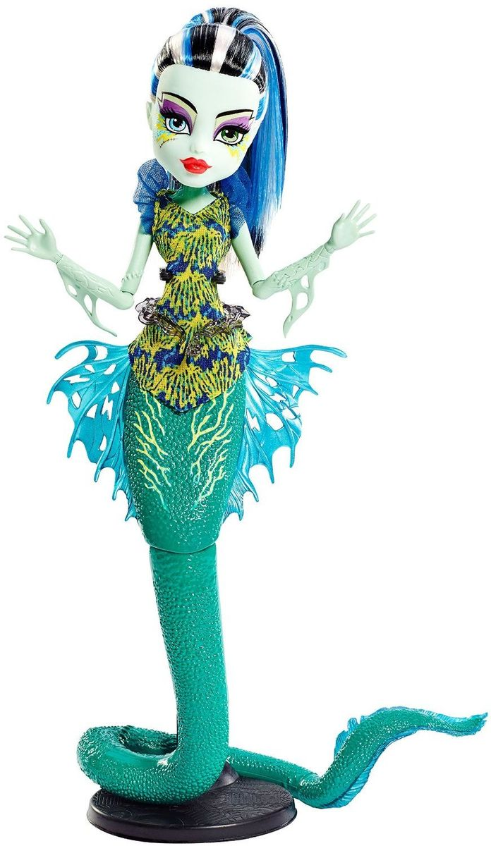 Monster High Кукла Большой Кошмарный Риф Фрэнки Штейн детские наклейки монстер хай monster high альбом наклеек