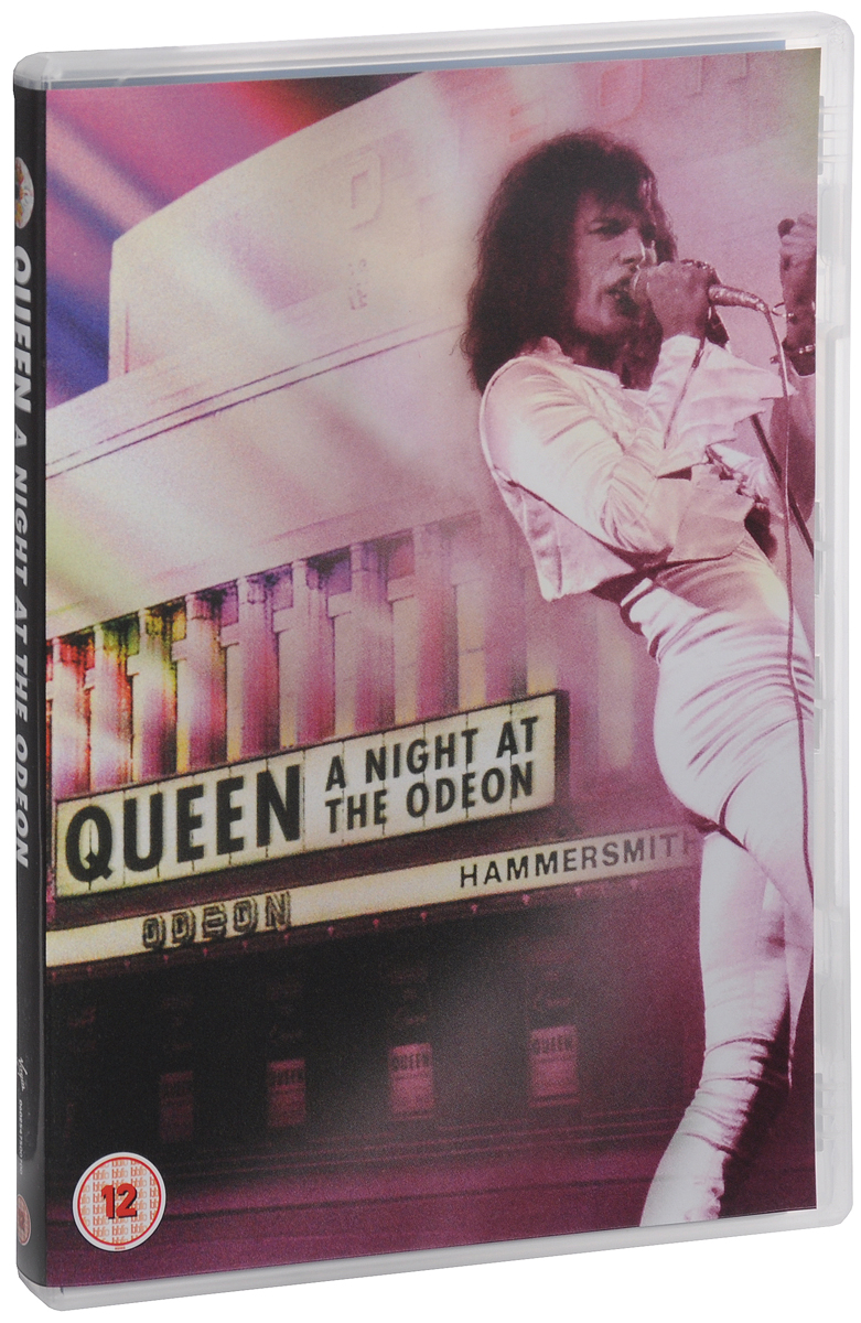 Queen: A Night At The Odeon queen queen a night at the opera lp