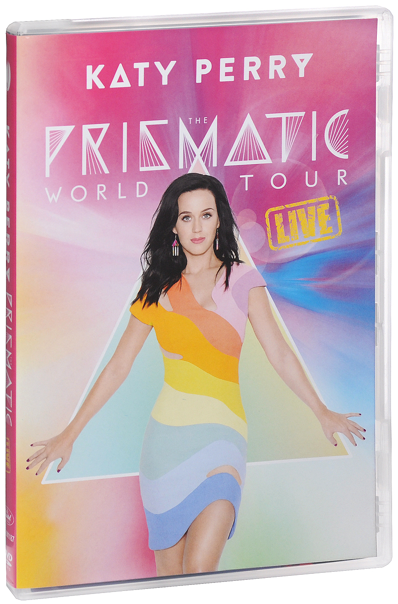 Katy Perry: The Prismatic World Tour Live helloween keeper on the seven keys the legacy world tour 2005 2006 2 dvd