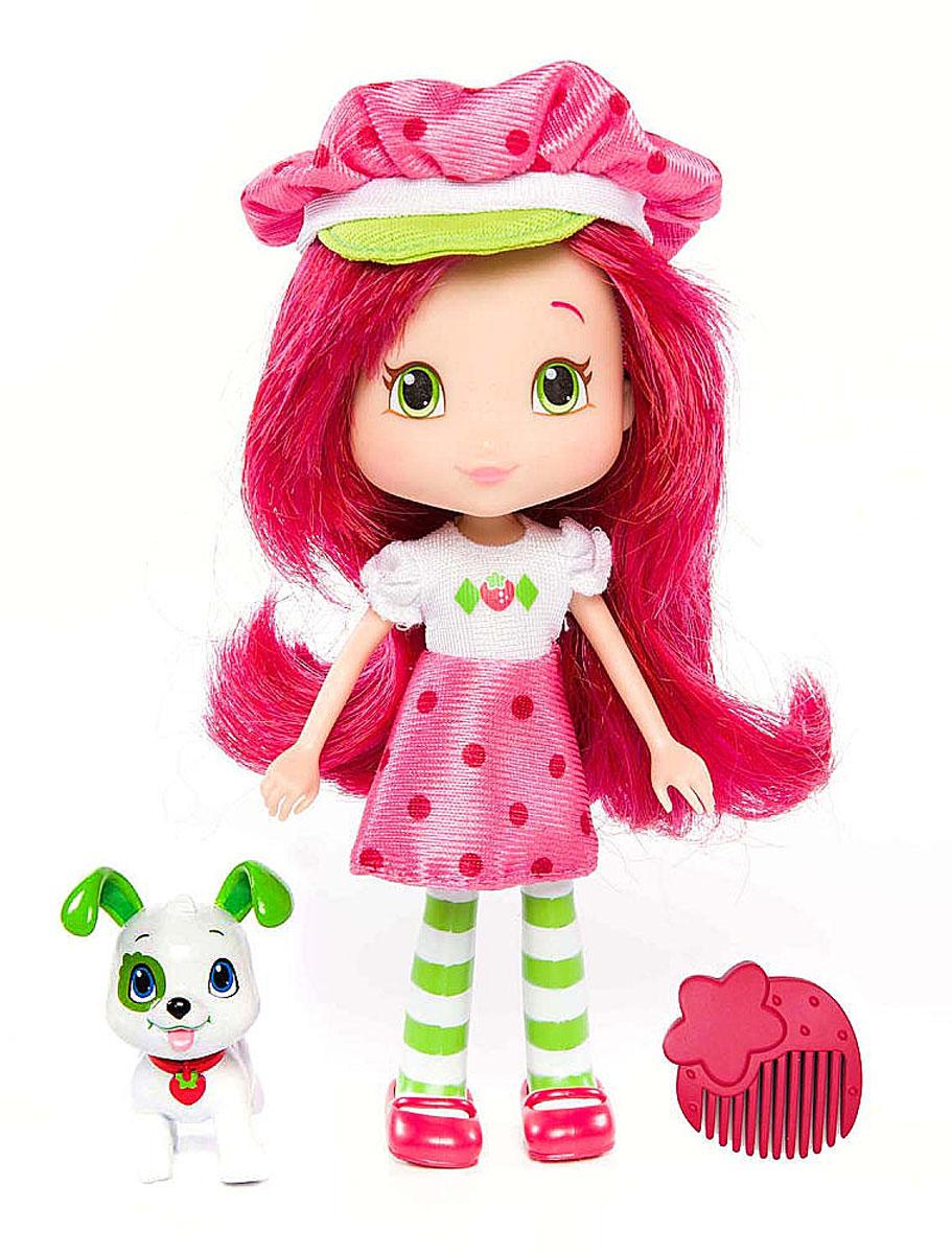 Шарлотта Земляничка Мини-кукла Земляничка шарлотта земляничка мини кукла земляничка с сумкой