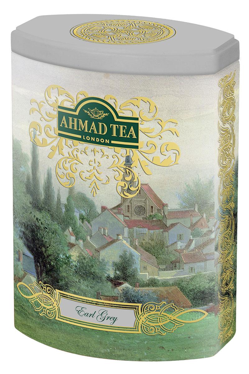 Ahmad Tea Earl Grey черный листовой чай, 100 г (ж/б) ahmad tea weekend collection набор чая в пирамидках 3 вкуса 108 г