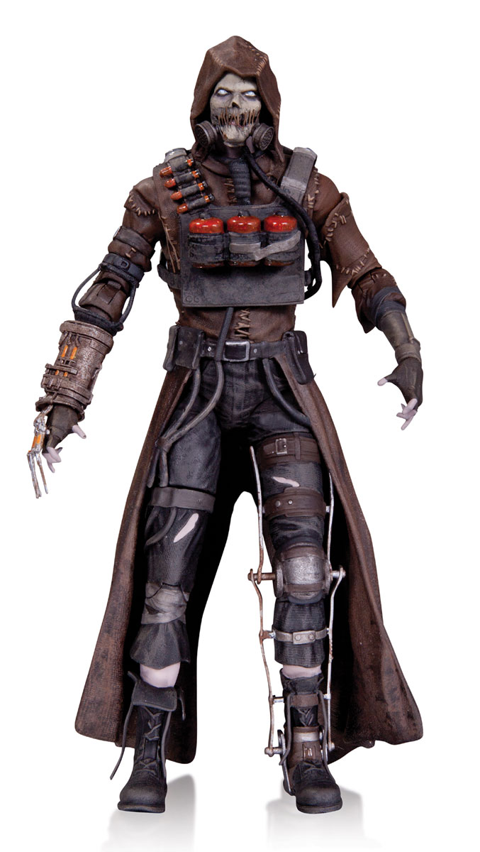 Batman Arkham Knight. Фигурка Scarecrow