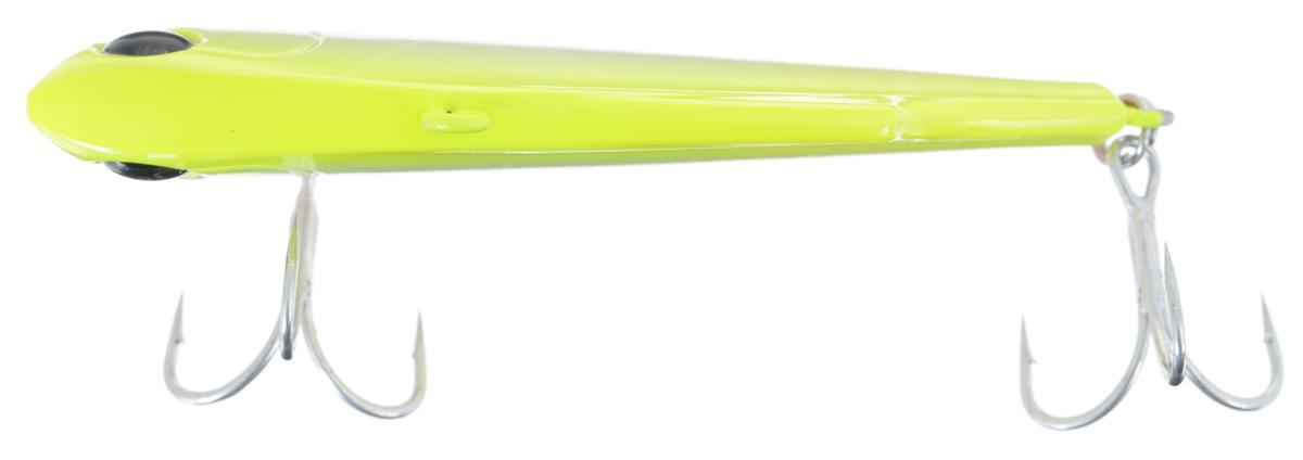 """Раттлин Maria """"Slice"""" подойдет для ловли щуки, окуня, судака и форели. Отличная приманка для джиговой ловли летом и для зимней рыбалки. Частые колебания приманки прекрасно привлекают хищника с большого расстояния. Воблер выполнен из металла и пластика и оснащен тройниками Owner.  Какая приманка для спиннинга лучше. Статья OZON Гид"""