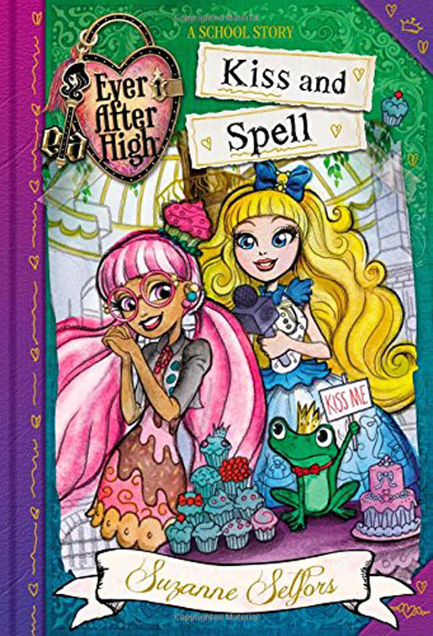 Ever After High: Kiss and Spell