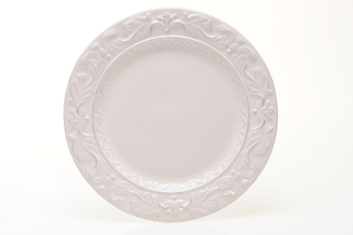Блюдо Certified International Флоренция, диаметр 30 см14901Блюдо Certified International Флоренция, изготовленное из керамики, отлично подойдет для красивой сервировки различных блюд. Изделие придется по вкусу и ценителям классики, и тем, кто предпочитает утонченность и изысканность.Блюдо Certified International Флоренция идеально подойдет для сервировки стола и станет отличным подарком к любому празднику.Диаметр по верхнему краю: 30 см.
