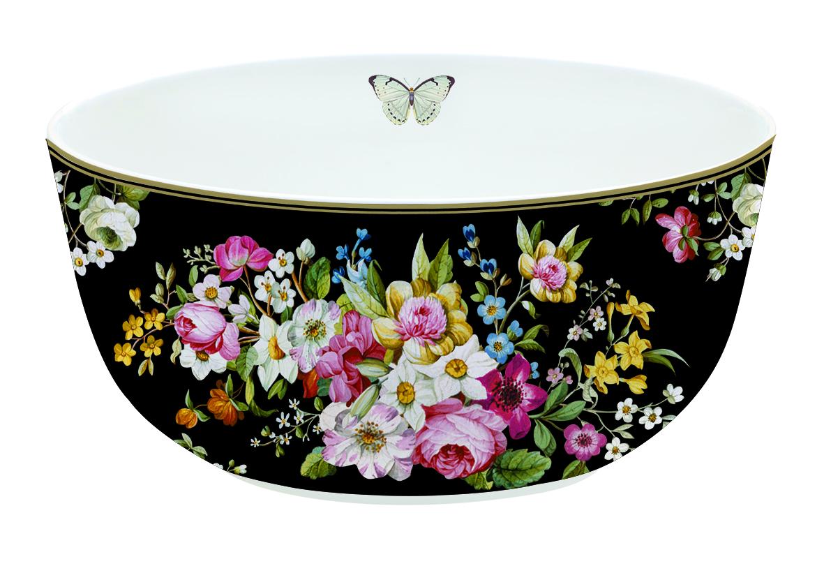 Миска Nuova R2S Все в цвету, диаметр 13,5 см337BLOBОригинальная миска Nuova R2S Все в цвету, изготовленная из высококачественного фарфора, декорирована красочным изображением цветов. Такая миска украсит сервировку вашего стола и подчеркнет прекрасный вкус хозяина, а также станет отличным подарком. Диаметр: 13,5 см. Высота: 7 см.
