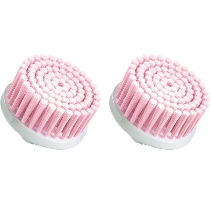 Braun Face SE80s, White Pink сменная насадка щеточка для чувствительной кожи (2 шт.)81497549Braun Face SE80s - комплект сменных насадок для чистки лица с особо чувствительной нежной кожей. Дарит вашему лицу потрясающую чистоту и восстанавливает сияние вашей кожи, удаляя макияж и любые загрязнения. Сотни микровибраций щеточки Braun Face очищают лицо в 6 раз эффективнее, чем при обычном умывании. Ваша кожа заслуживает наилучшего ухода. Заменяйте щеточку на новую каждые 3 месяца, чтобы добиться максимального результата.Braun Face (SE810, SE820, SE830, SE831)