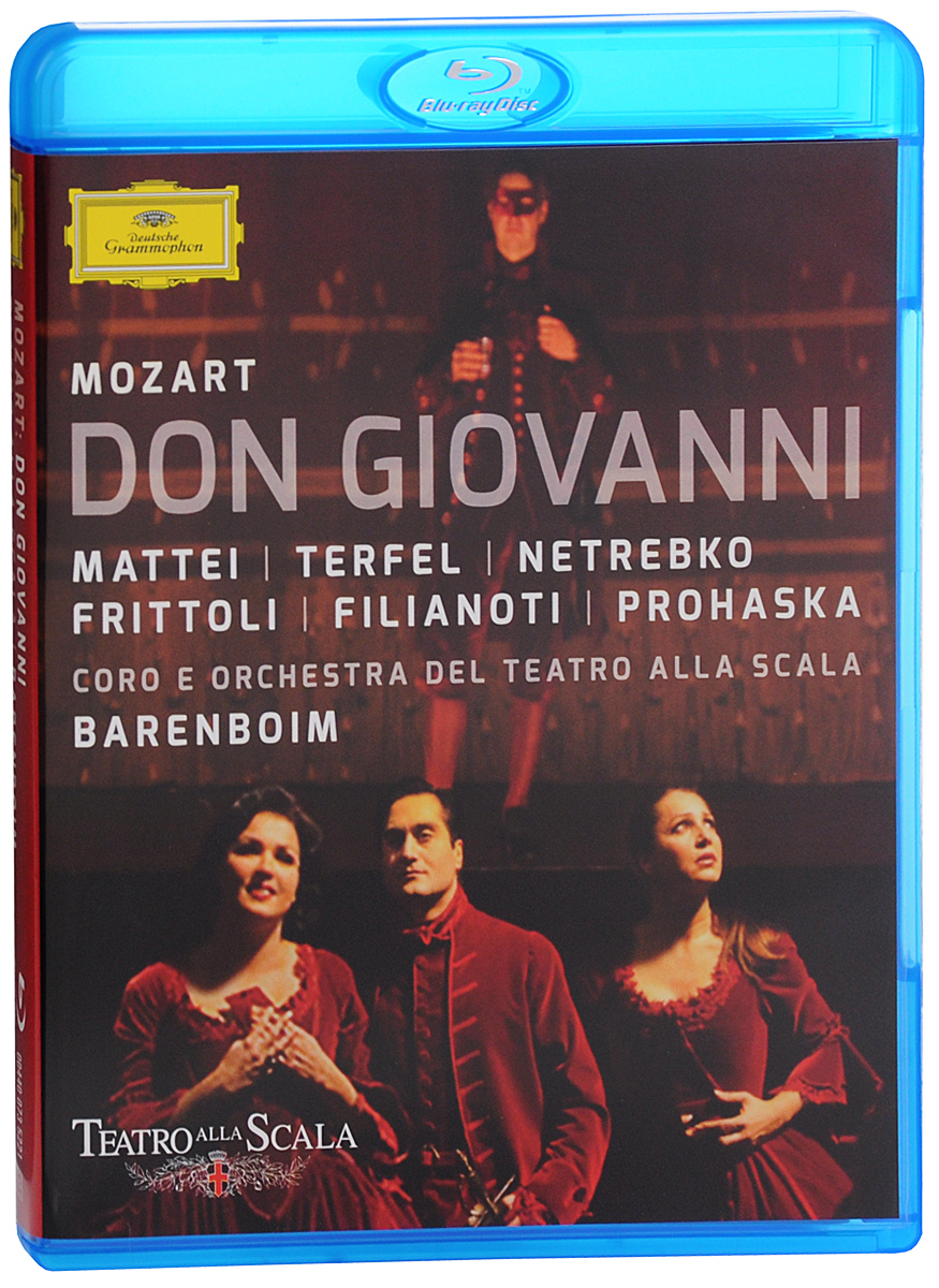 Mozart: Don Giovanni (Blu-ray) don julin mandolin exercises for dummies