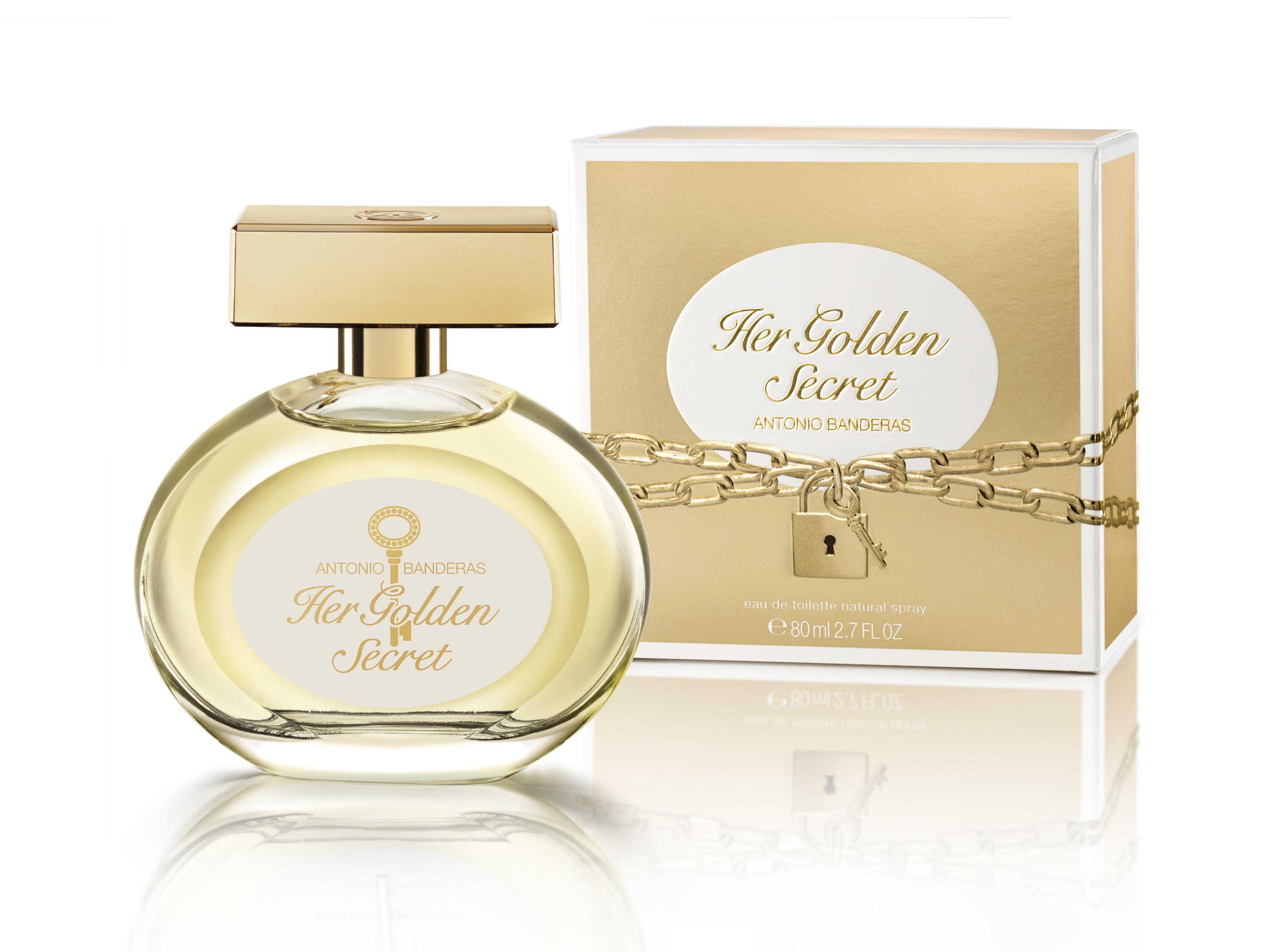 Antonio Banderas Туалетная вода Her Golden Secret, 50 мл туалетная вода antonio banderas her golden secret