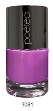 POETEQ Лак для ногтей, тон 61, 7 мл3061Активным компонентом лака является специальная красящая основа. В связи с тем, что она выполняется из натуральных ингредиентов, коллекция лаков POETEAстановится интересной и популярной, здесь можно подобрать цвет под любой образ. Натуральный состав придает ногтям естественную защиту и мягкость.