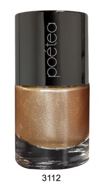 POETEQ Лак для ногтей, тон 12, 7 мл3112Лак для ногтей металлик имеет в своем составе активный компонент - сияющую основу. Потрясающе-насыщенные и стойкие лаки с эффектом металлик создадут настроение праздника в любой день.