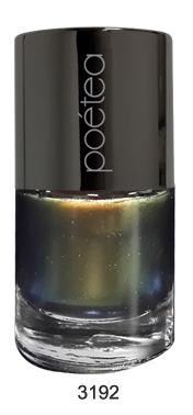 POETEQ Лак для ногтей ХАМЕЛЕОН, тон 92, 7 мл3192Необычный радужный и мерцающий эффект, цвет меняется в зависимости от угла падения света. Лаки-хамелеоны POETEA дают возможность постоянного перевоплощения