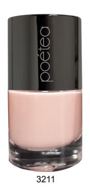 POETEQ Гель-лак для ногтей, тон 11, 7 мл3211Лак с эффектом гелевого покрытия. Наносить такой лак нужно обычным способом без использования лампы. Готовый маникюр выглядит так, как будто ногти покрыты гелевым UV лаком