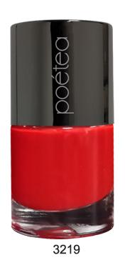 POETEQ Гель-лак для ногтей, тон 19, 7 мл3219Лак с эффектом гелевого покрытия. Наносить такой лак нужно обычным способом без использования лампы. Готовый маникюр выглядит так, как будто ногти покрыты гелевым UV лаком