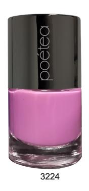 POETEQ Гель-лак для ногтей, тон 24, 7 мл3224Лак с эффектом гелевого покрытия. Наносить такой лак нужно обычным способом без использования лампы. Готовый маникюр выглядит так, как будто ногти покрыты гелевым UV лаком