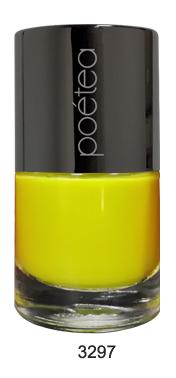 POETEQ Лак для ногтей NEON, тон 97, 7 мл3297Лаки ярких неоновых, солнечно-витаминных оттенков. Такие тона подойдут почти к любому оттенку кожи . Активным компонентом в этом лаке стоит считать набор витаминов.Они укрепляют ногтевую пластину, надолго сохраняя ее здоровой и красивой, а интересные,солнечные и сияющие оттенки позволят создать любой образ.