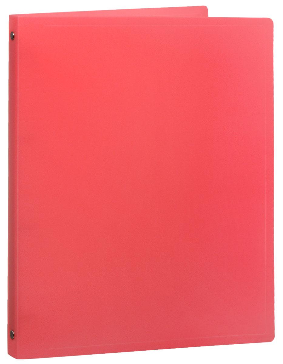 Erich Krause Папка-файл на 4 кольцах цвет коралловый31014_коралловыйПапка-файл Erich Krause на четырех кольцах предназначена для хранения и транспортировки бумаг или документов формата А4. Папка изготовлена из плотного яркого пластика. Кольцевой механизм выполнен из высококачественного металла.Папка практична в использовании и надежно сохранит ваши документы и сбережет их от повреждений, пыли и влаги.