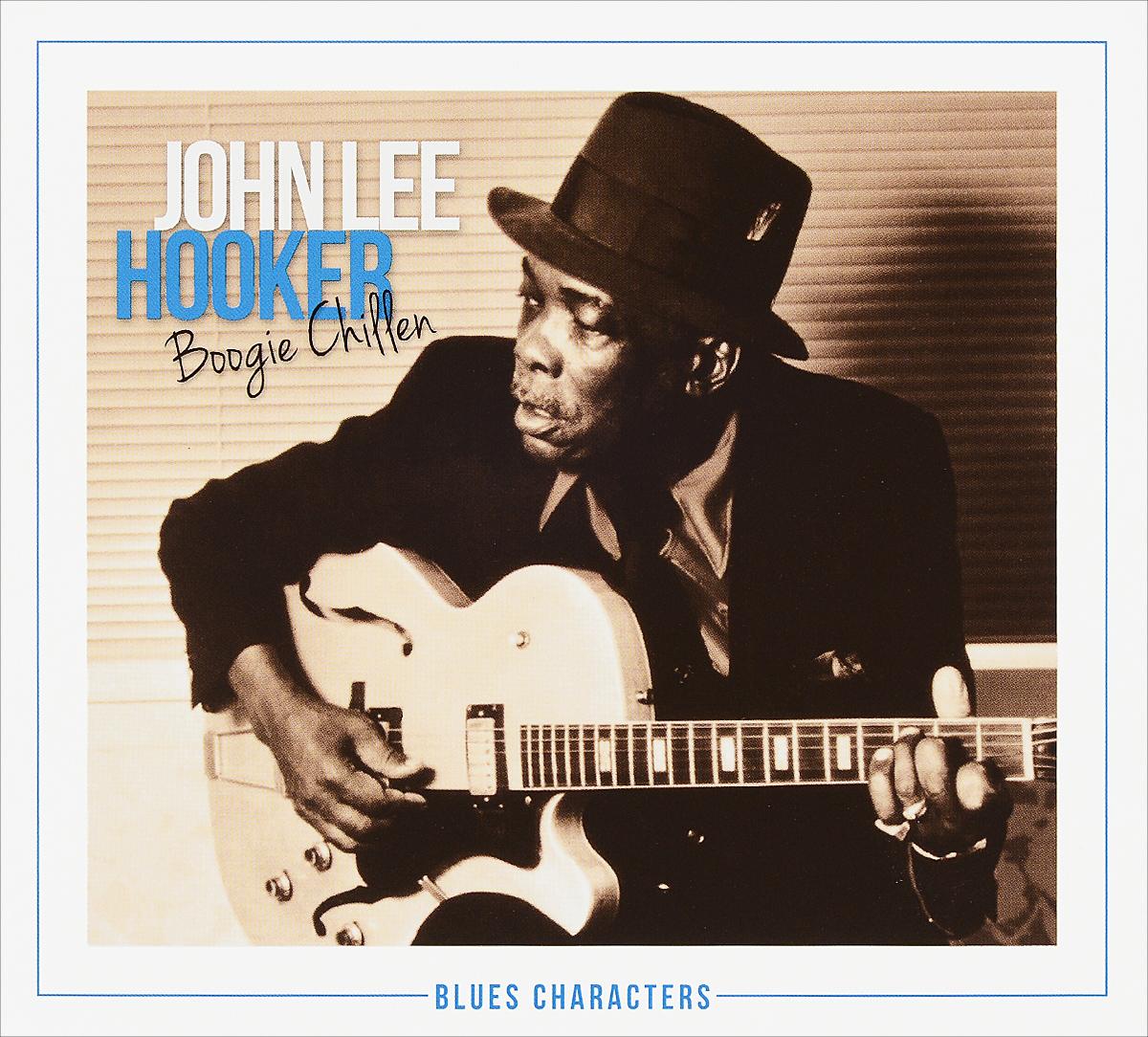 Джон Ли Хукер John Lee Hooker. Boogie Chillen (2 CD)