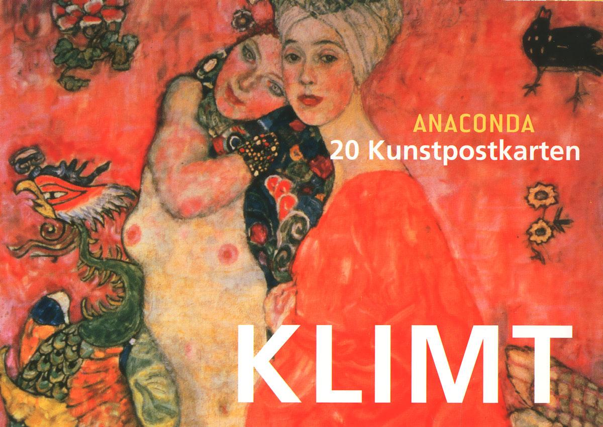 Klimt: 20 Kunstpostk...