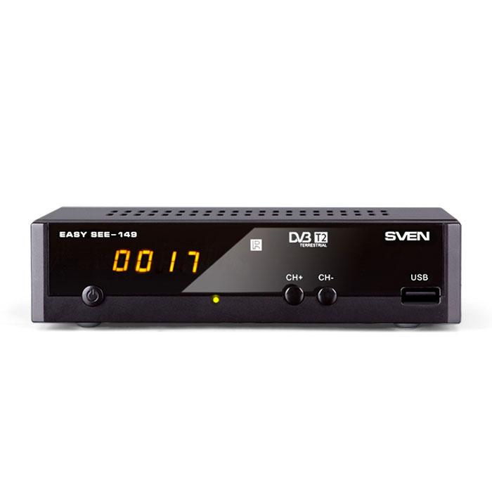 Sven EASY SEE-149 LED ТВ-тюнер - ТВ-ресиверы