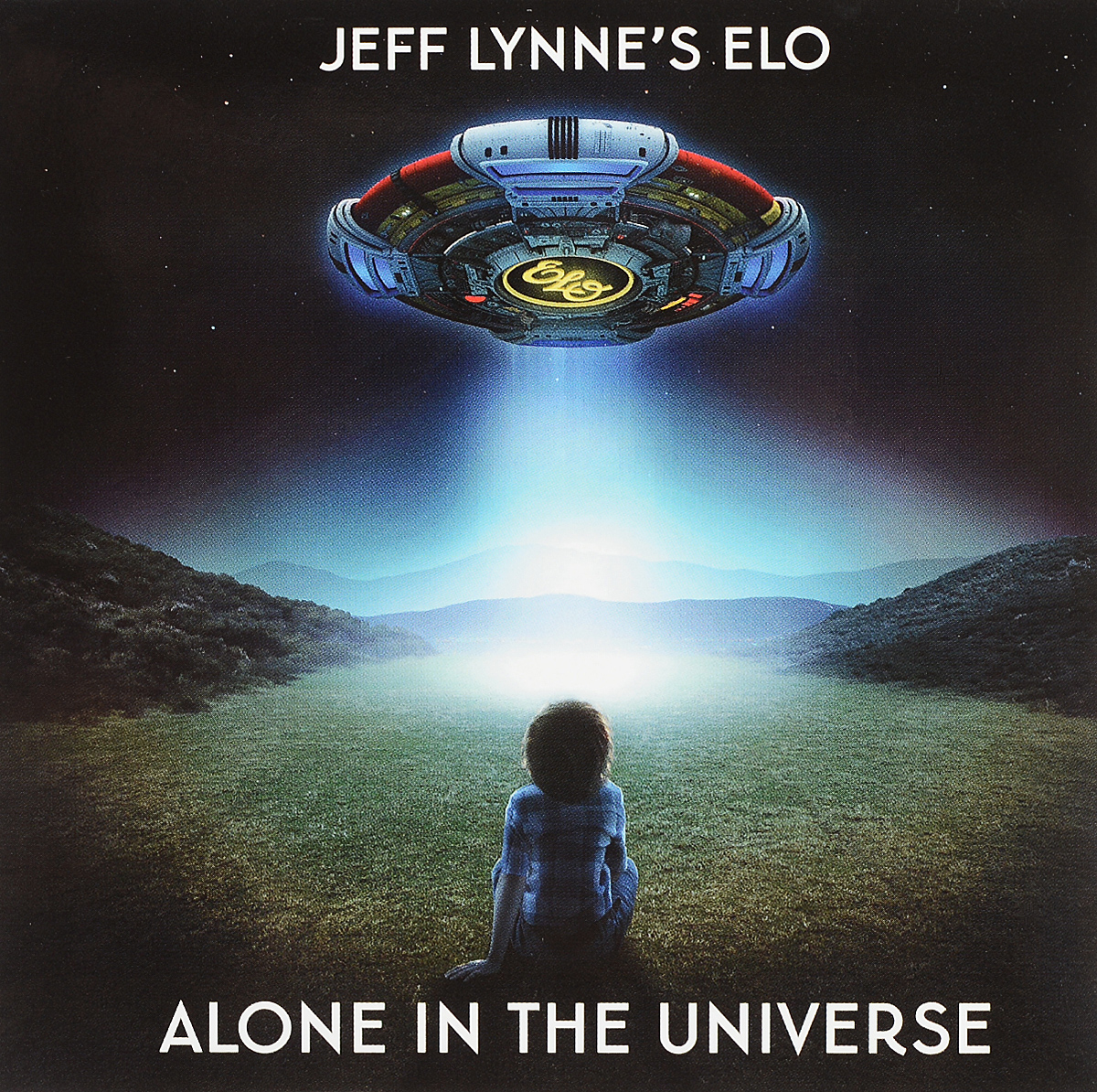 Electric Light Orchestra Jeff Lynne's Elo. Alone In The Universe виниловая пластинка elo jeff lynnes elo alone in the universe