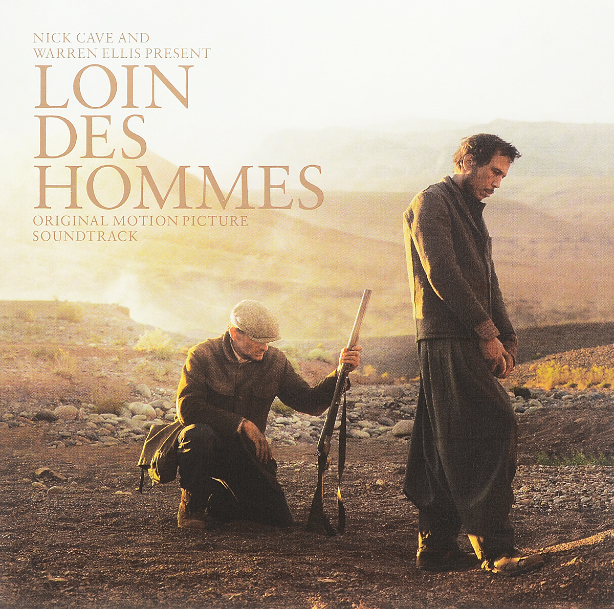 Ник Кейв,Уоррен Эллис Nick Cave and Warren Ellis. Loin Des Hommes. Original Motion Picture Soundtrack new and original zd 70n optex photoelectric switch photoelectric sensor npn output