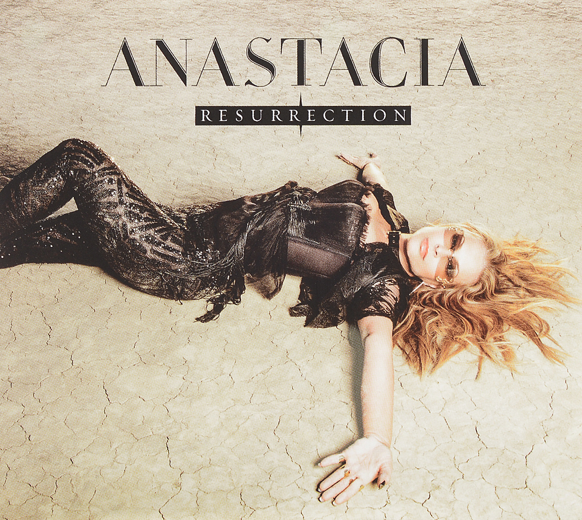 Anastacia. Resurrection
