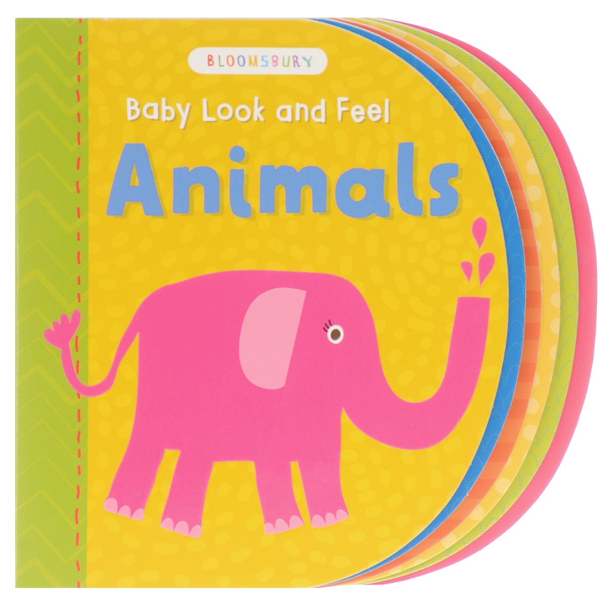 Baby Look and Feel Animal feel and find fun building site