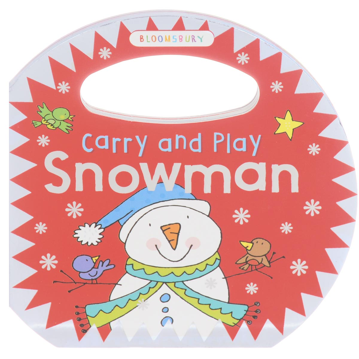 Carry and Play: Snowman the snowman