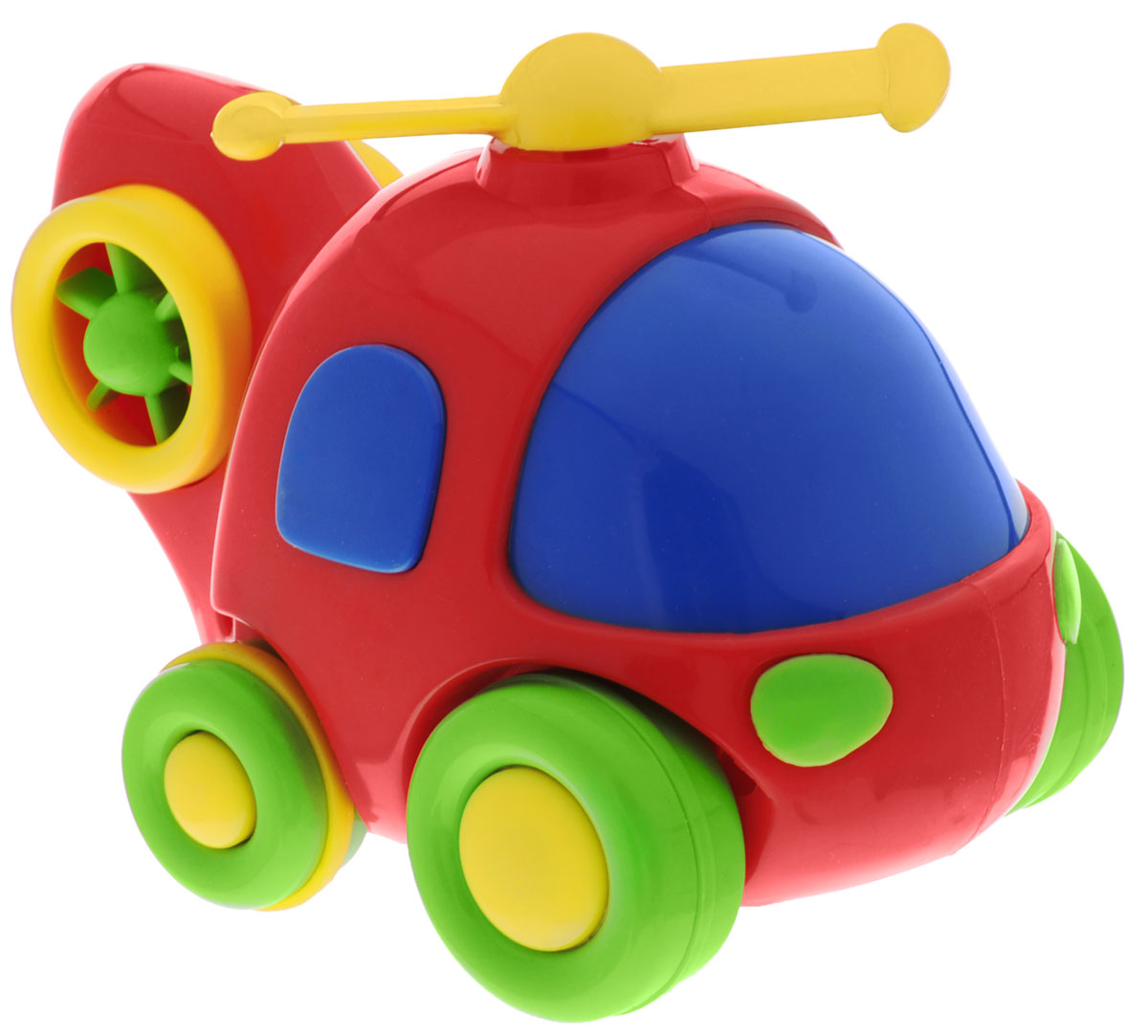 Simba Вертолет инерционный цвет красный simba машинка игрушка лев