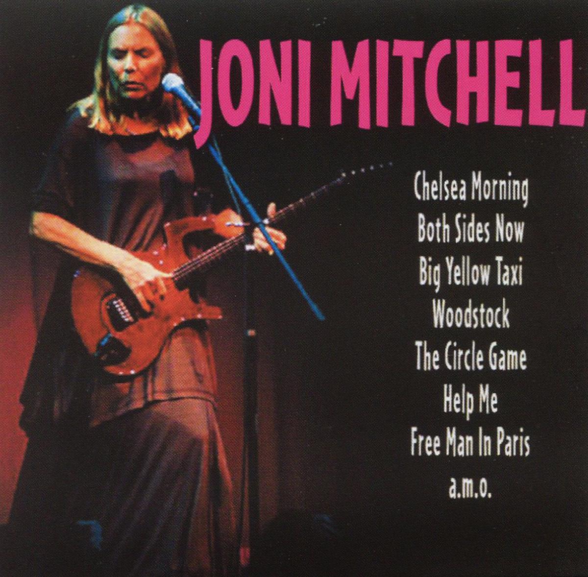 Joni Mitchell. Joni Mitchell